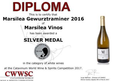 Premio Gewurztraminer 2016