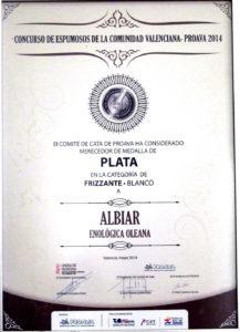 Premio Albiar 2014